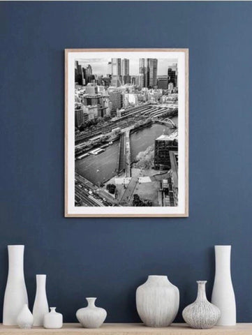 Melbourne II - Photographic Print