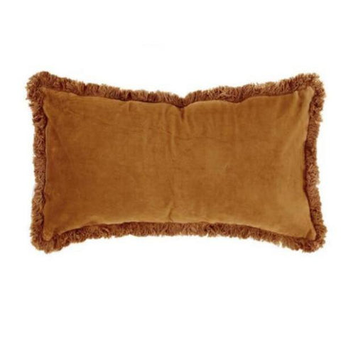 Sienna velvet breakfast cushion - Homewares $59.95 |The Home Maven
