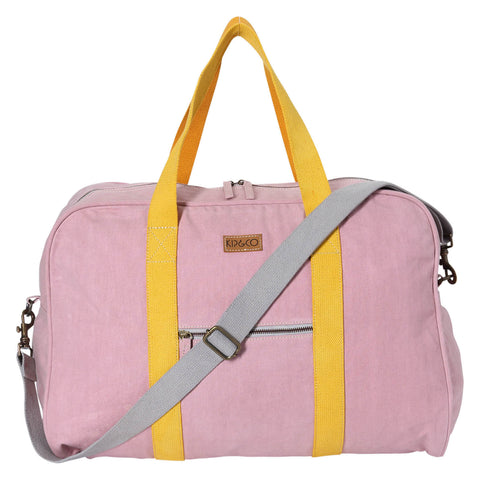 Kip and co pink tales duffle bag |The Home Maven
