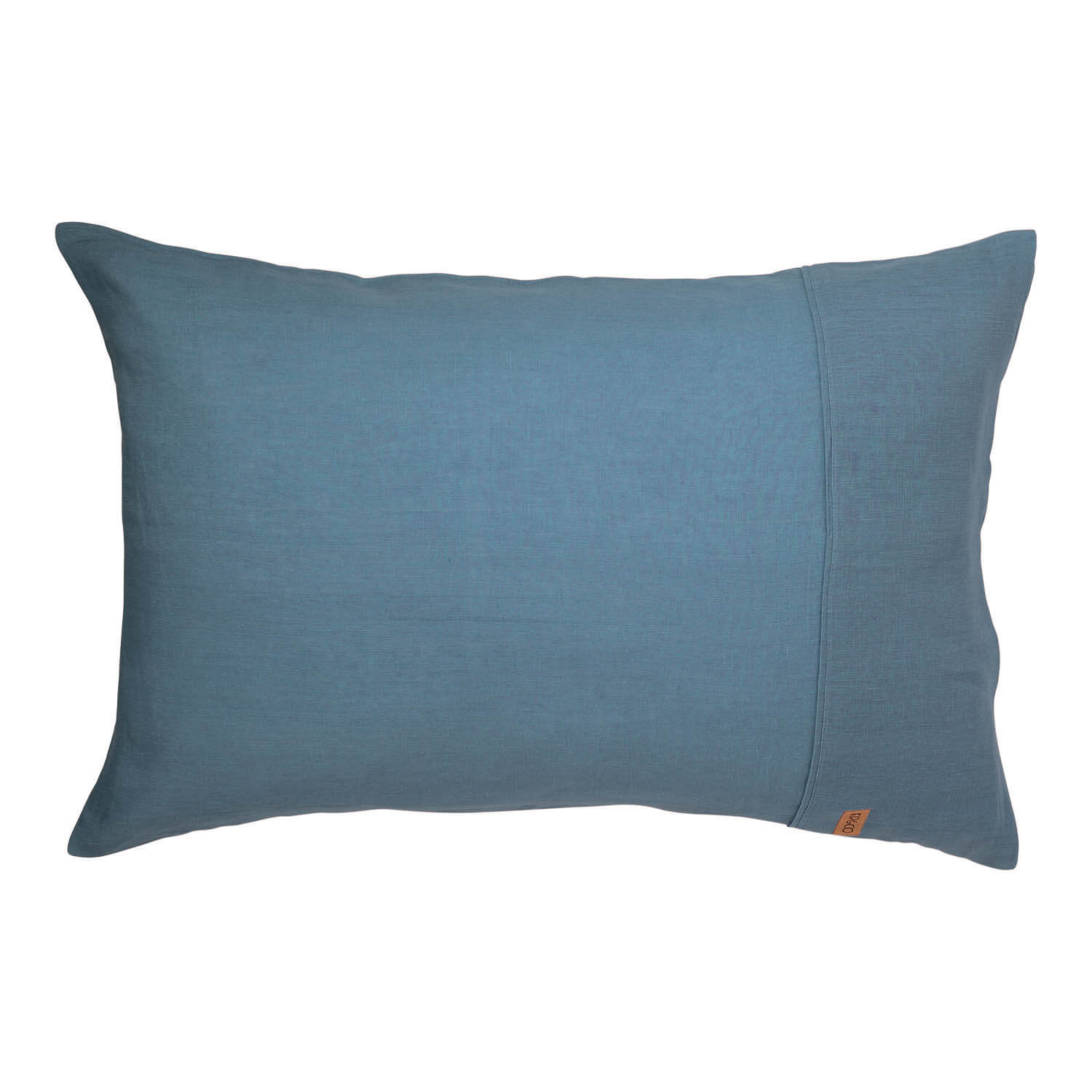 Kip and co slate French linen 2P pillowcase set | The Home Maven