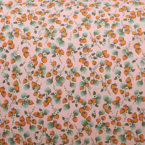 Kip and co the patch peach fitted sheet | The Home Maven