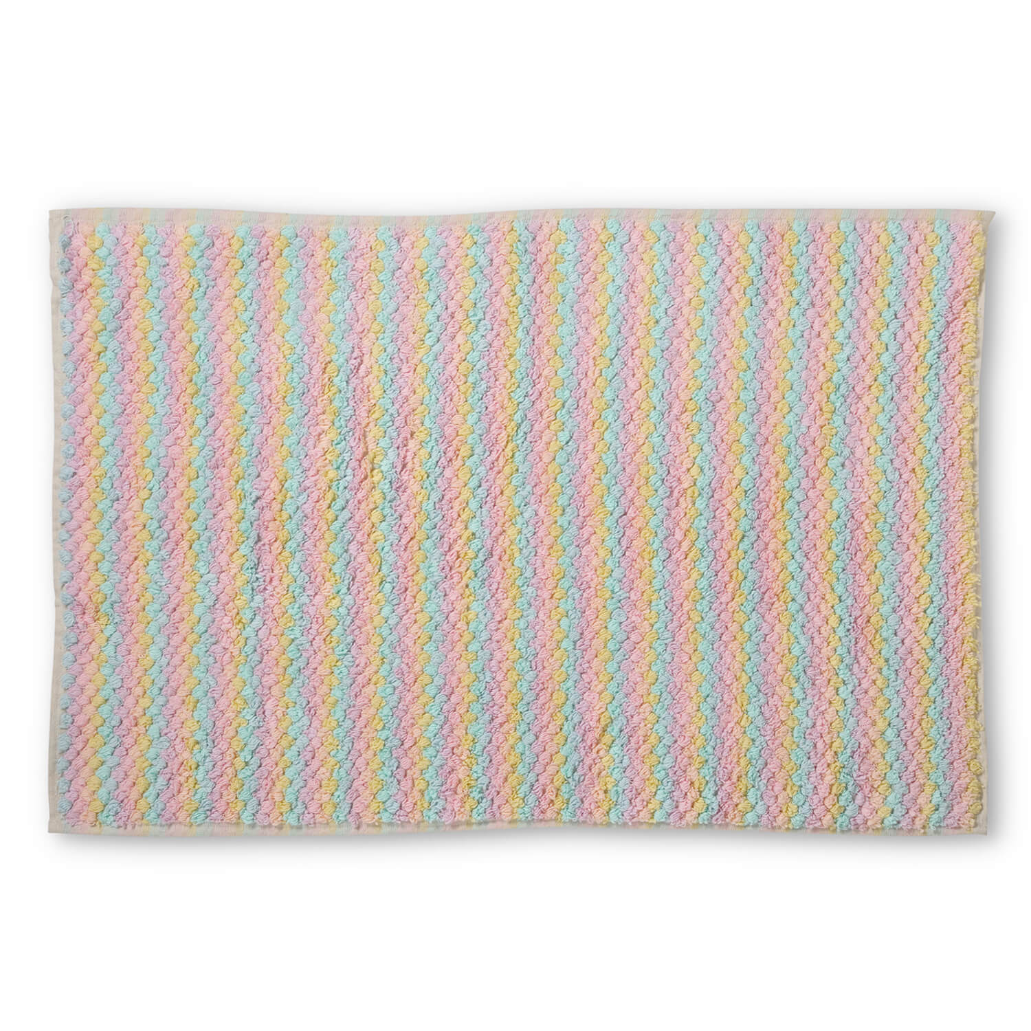 kip and co turkish towels pebbles bath mat without fringes |The Home Maven