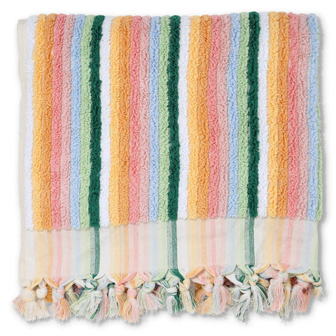 kip and co turkish towels stripes bath towel |The Home Maven