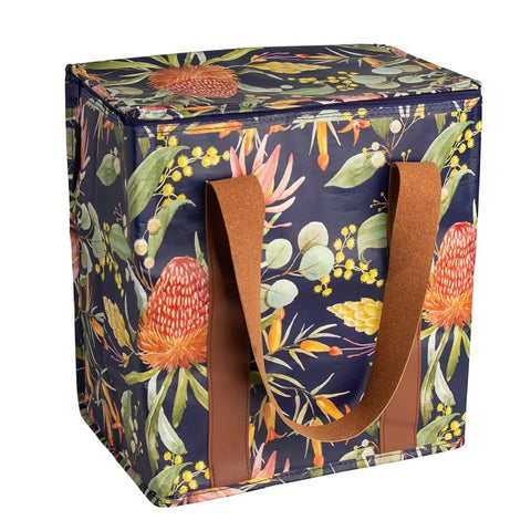 Kollab cooler bag native floral |The Home Maven