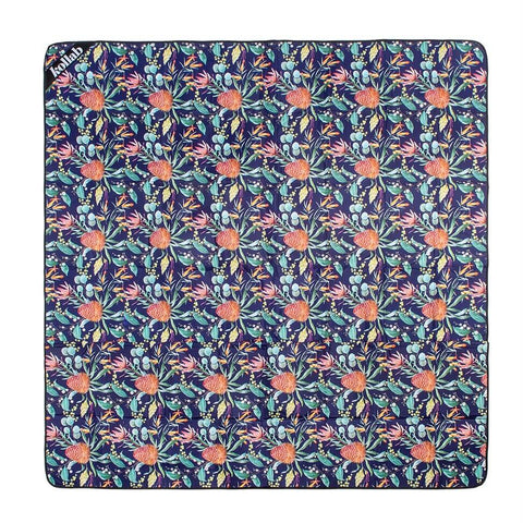 Kollab picnic mat native floral |The Home Maven