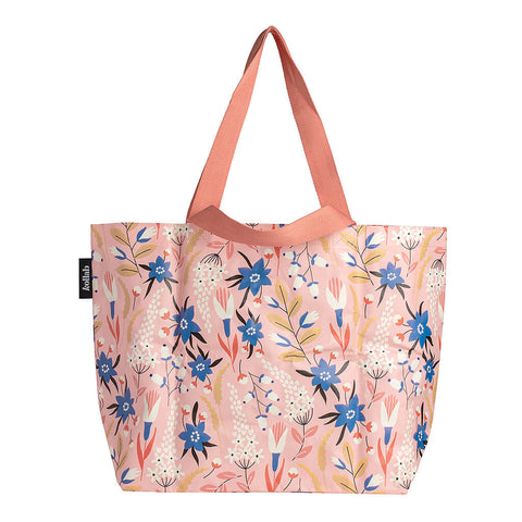 kollab tiny garden vintage field shopper tote | The Home Maven