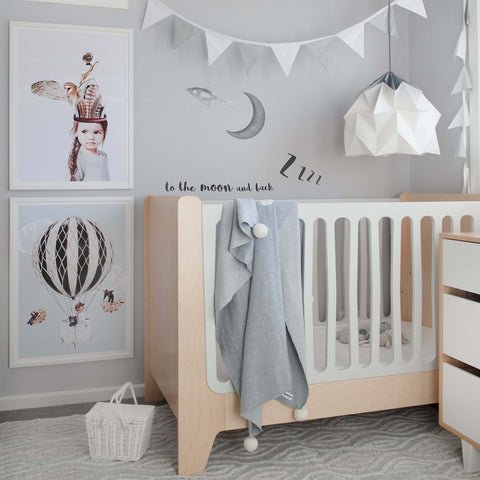 Little Tobias and Little Sofias Prints - Linn Wold kids prints | The Home Maven