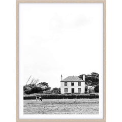 Love your space White cottage photographic Print - $35 - $119 |The Home Maven