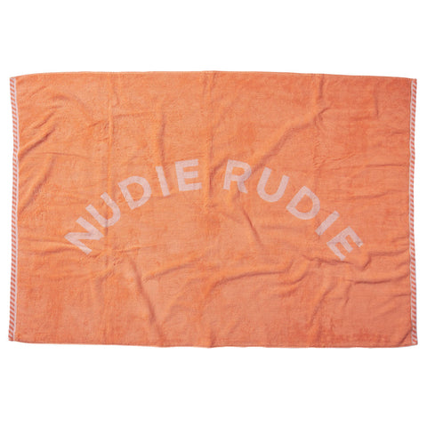 Taffy Nudie Rudie Towel - Melon