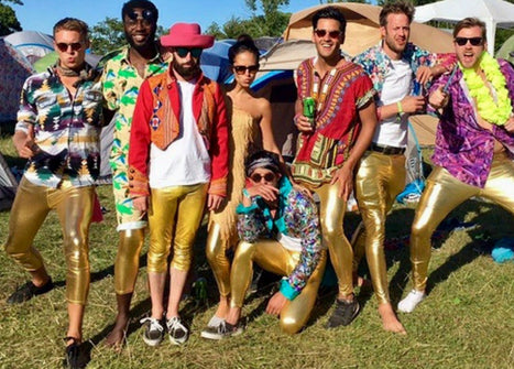 Kapow Meggings vs Festivals