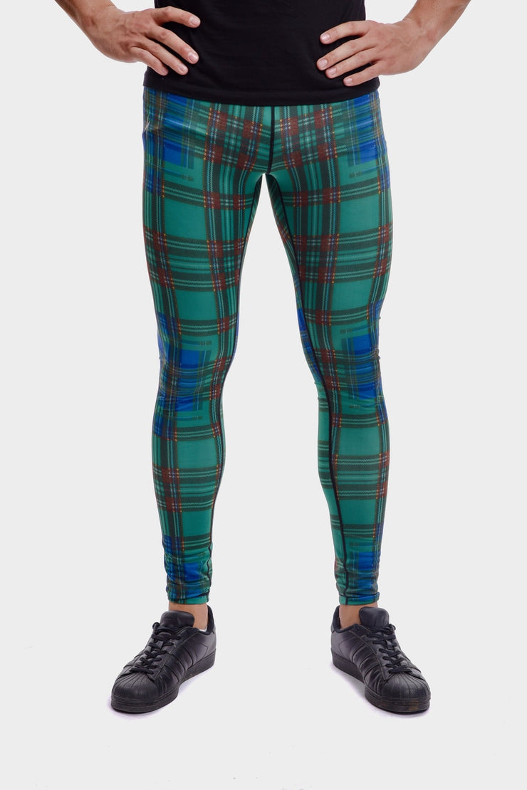 Highlander Performance Meggings - Detailansicht