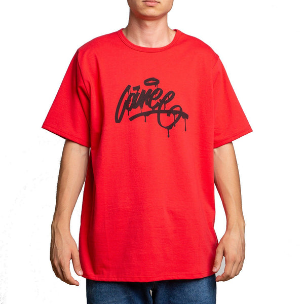 T-SHIRT - BLOODY RED TEE