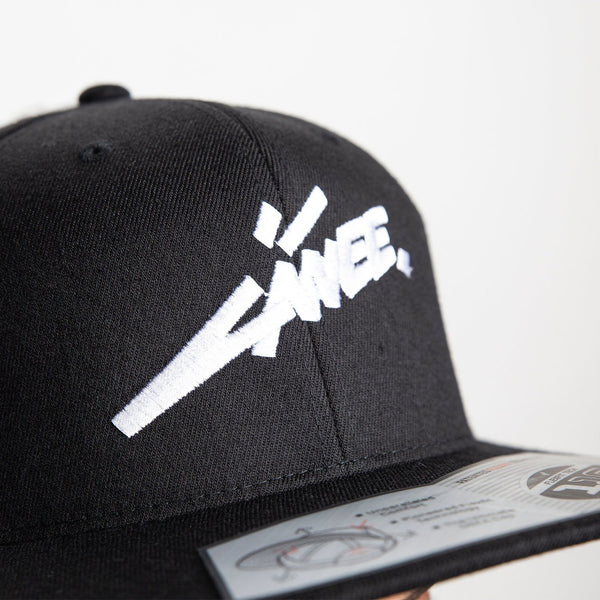 FUTURE BLACK SNAPBACK HAT