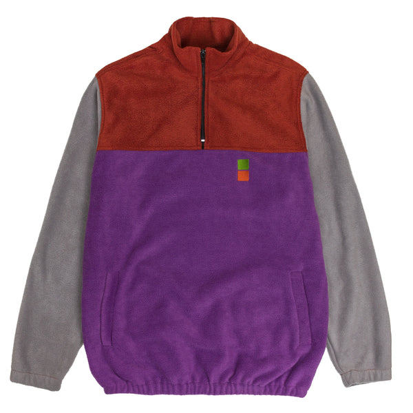 Lanee Clothing Streetwear LANEE X JAMER HALF-ZIP FLEECE 21
