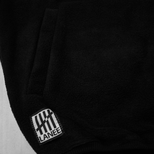 Lanee Clothing Streetwear HITxLANEE HALF-ZIP FLEECE