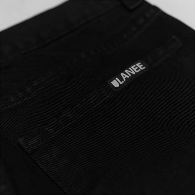 Lanee Clothing Streetwear BLACK PANTS 2020