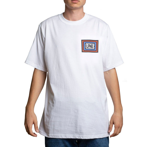 T-SHIRT - WALL WHITE TEE