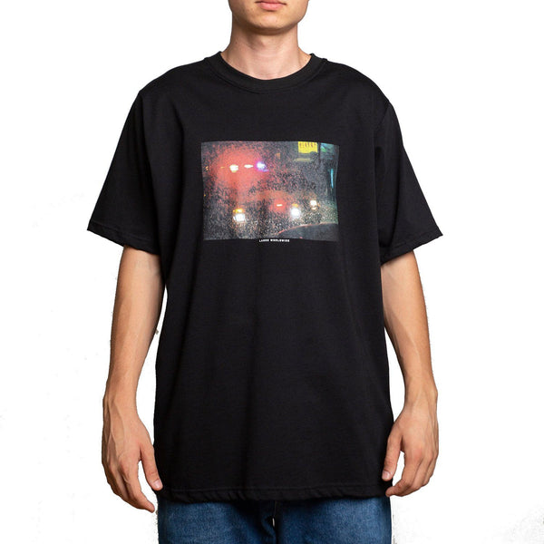 T-SHIRT - PICTURE BLACK TEE