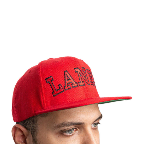 OLD RED SNAPBACK HAT