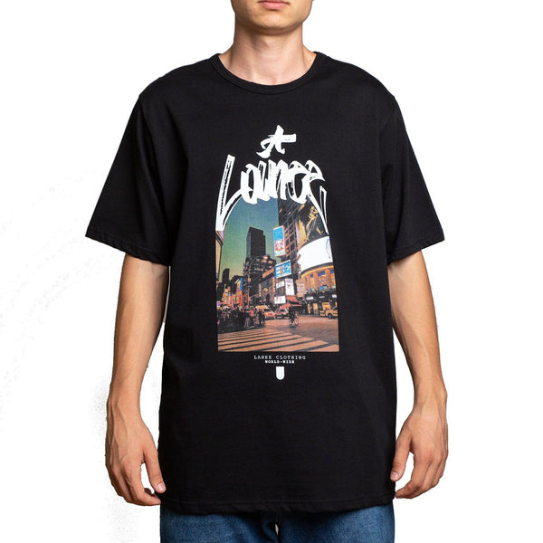 T-SHIRT - NYC BLACK TEE