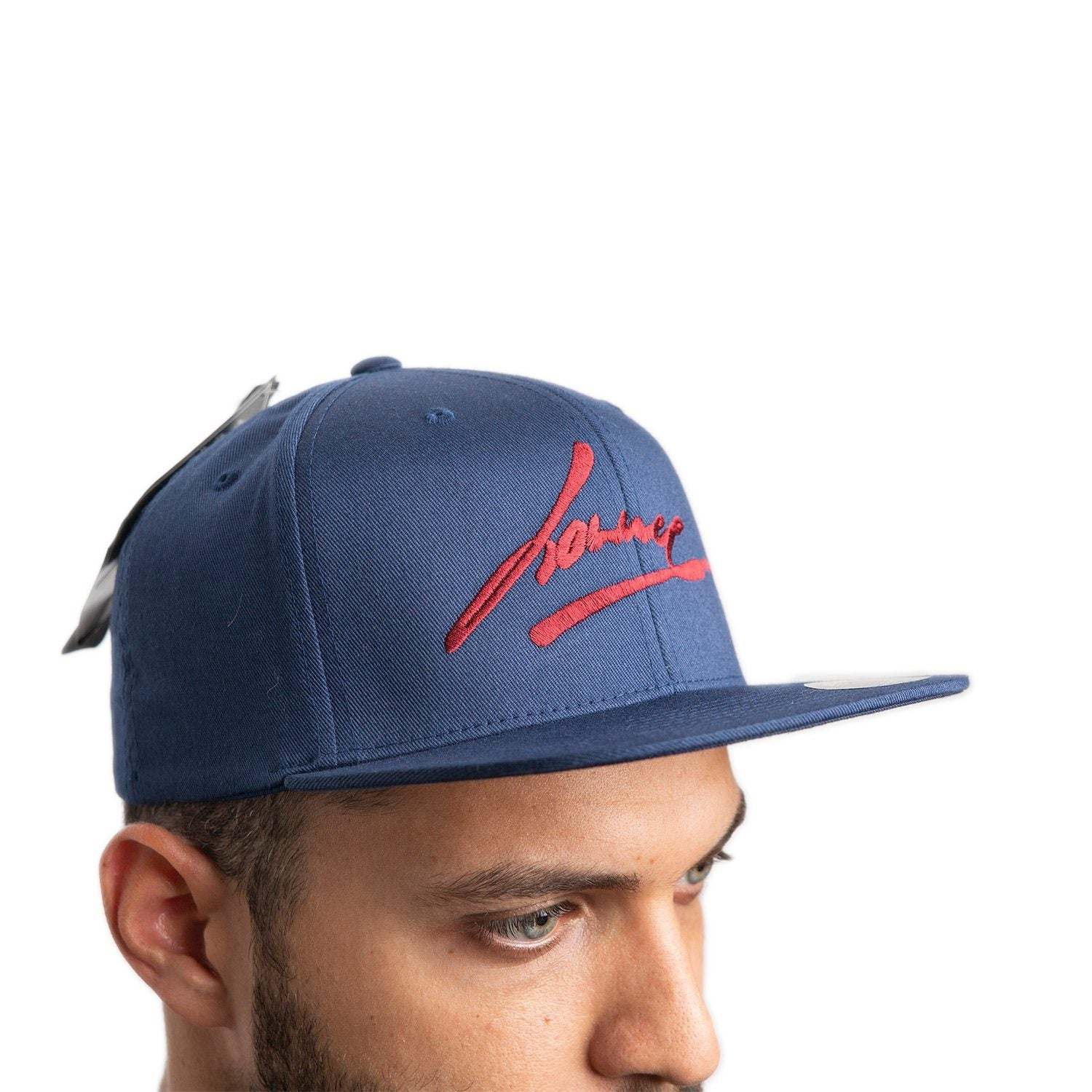 TAG BLUE SNAPBACK HAT