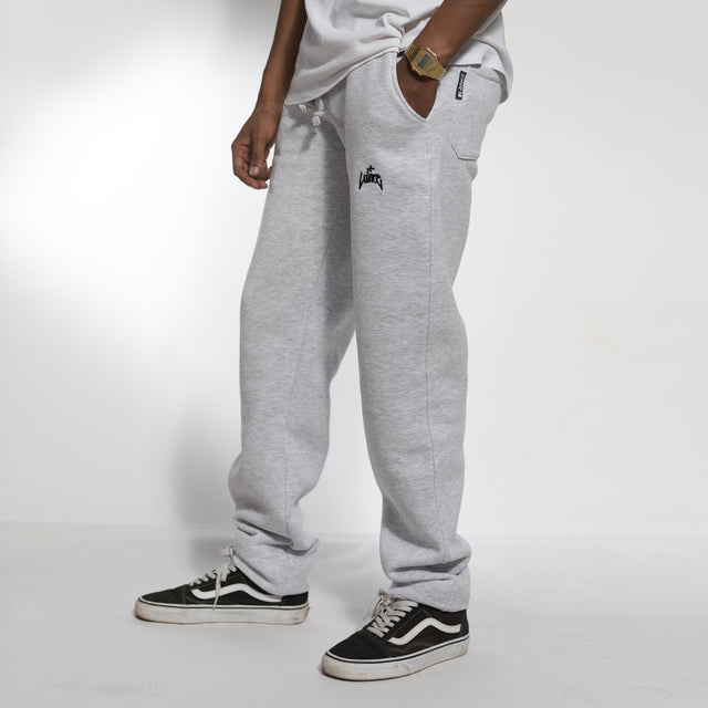 Lanee Clothing Streetwear GRAY SWEATPANTS