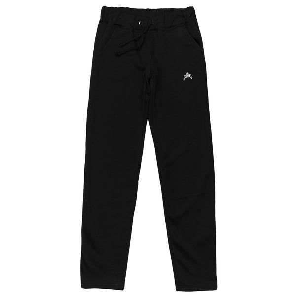 Lanee Clothing Streetwear BLACK SWEATPANTS