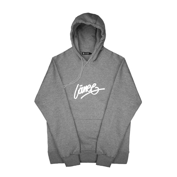 SWEAT - LÀNEE GRAY/WHITE HOODIE 19