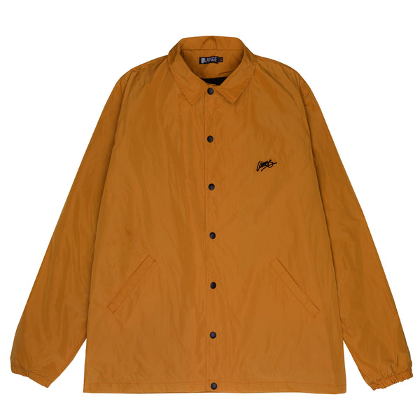 Lanee Clothing Streetwear MUSTARD WINDBREAKER 21