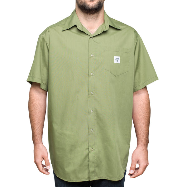 Lanee Clothing Streetwear GREEN SHIRT