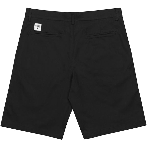 Lanee Clothing Streetwear BLACK SHORTS