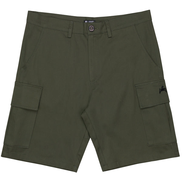 Lanee Clothing Streetwear OLIVE CARGO