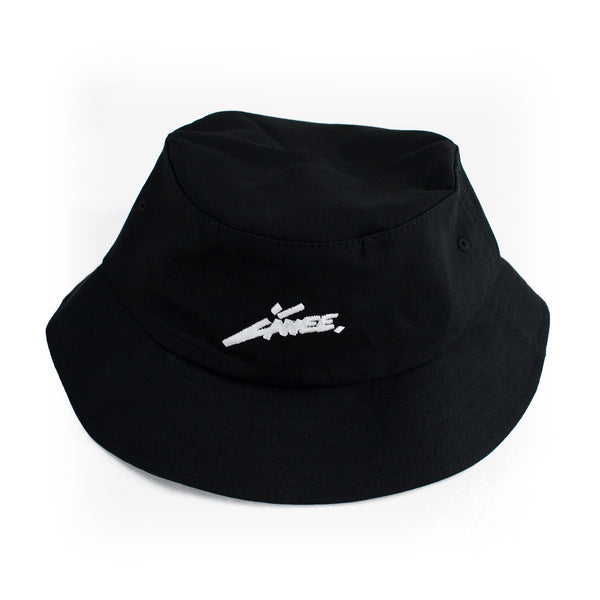 Lanee Clothing Streetwear BLACK LANEE BUCKET HAT