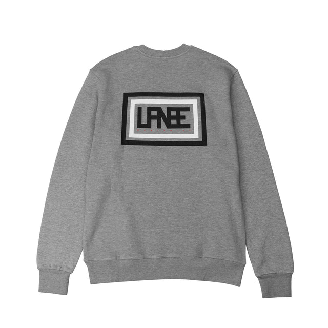 Lanee Clothing Streetwear WALL CREWNECK 18