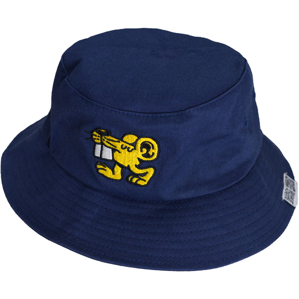 Lanee Clothing Streetwear RUMBLE NAVY BLUE BUCKET