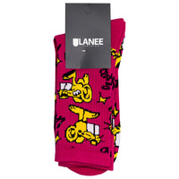Lanee Clothing Streetwear 1312 SOCKS