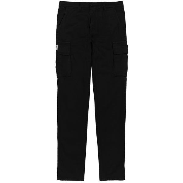Lanee Clothing Streetwear BLACK CARGO PANTS 2020