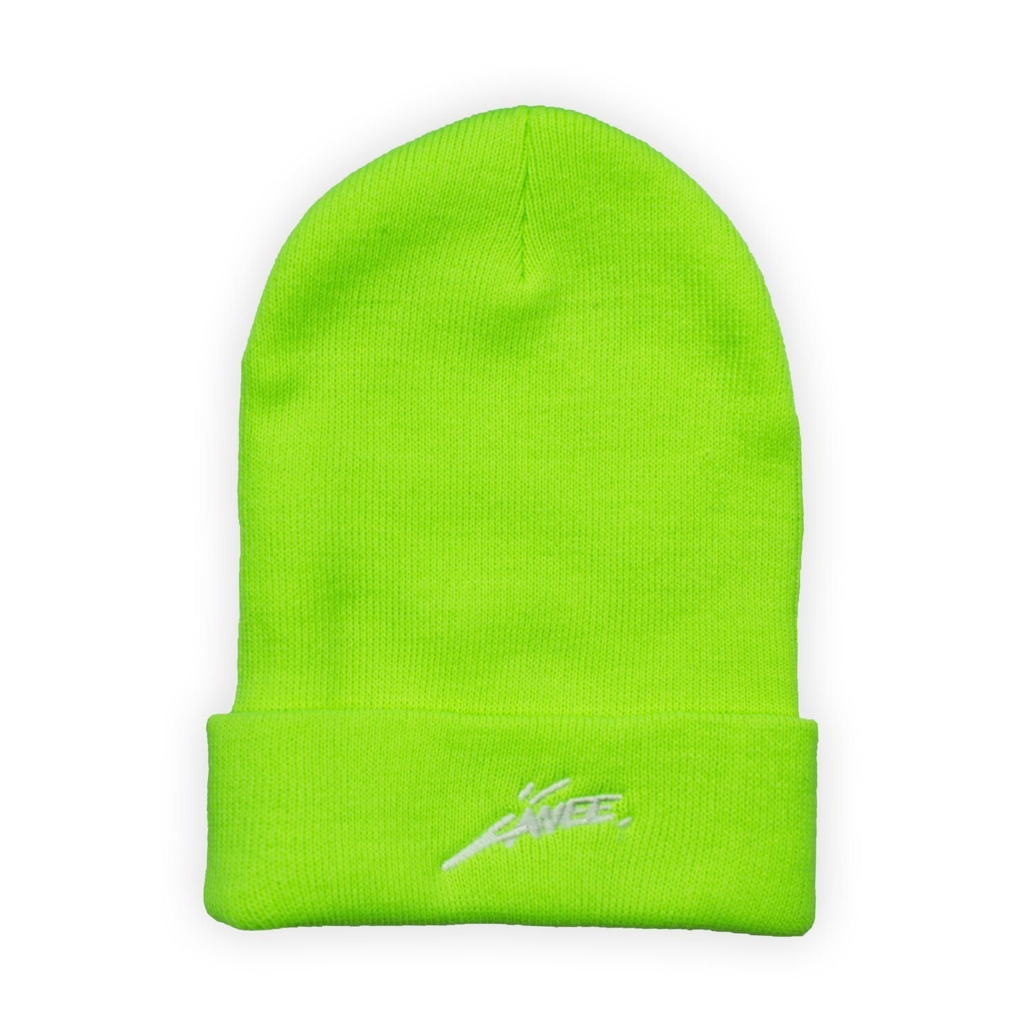 da1be7ce8f7 SAFETY GREEN FUTURE BEANIE - Lanee Clothing - Streetwear made in Greece