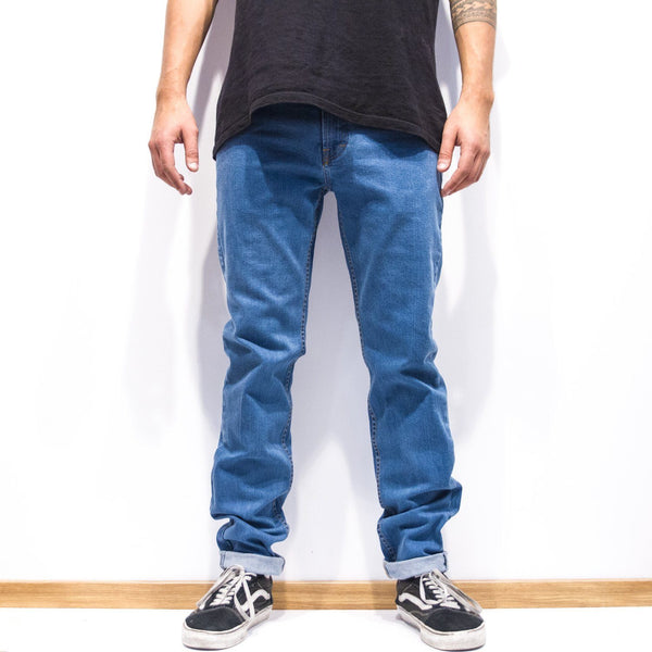 Pants - 5-POCKET LIGHT DENIM PANTS