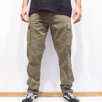 Pants - BROWN CARGO PANTS