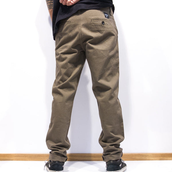Pants - BROWN PANTS