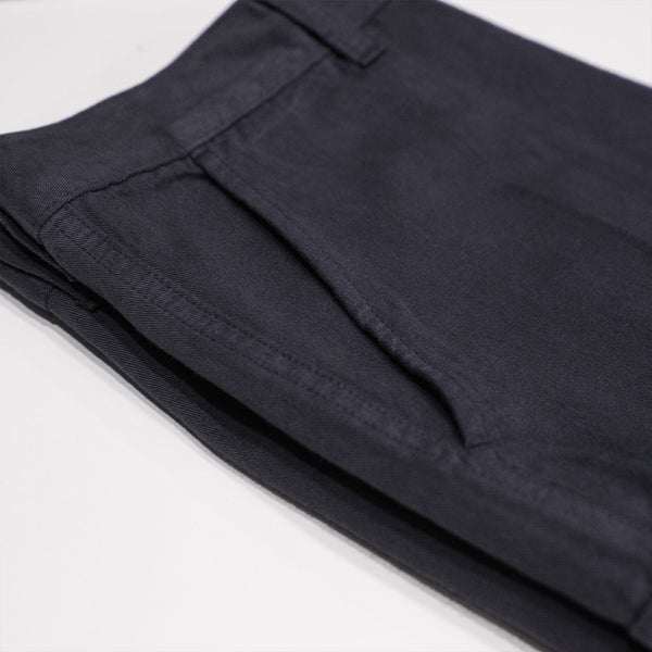 Pants - NAVY BLUE CARGO PANTS
