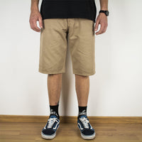 Shorts - 5-POCKET BEIGE SHORTS