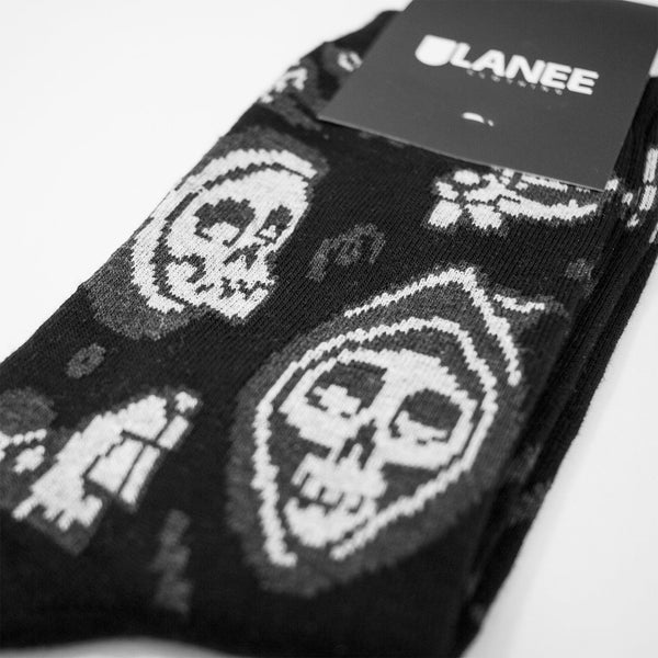 SOCKS - BRxLANEE - Black Socks