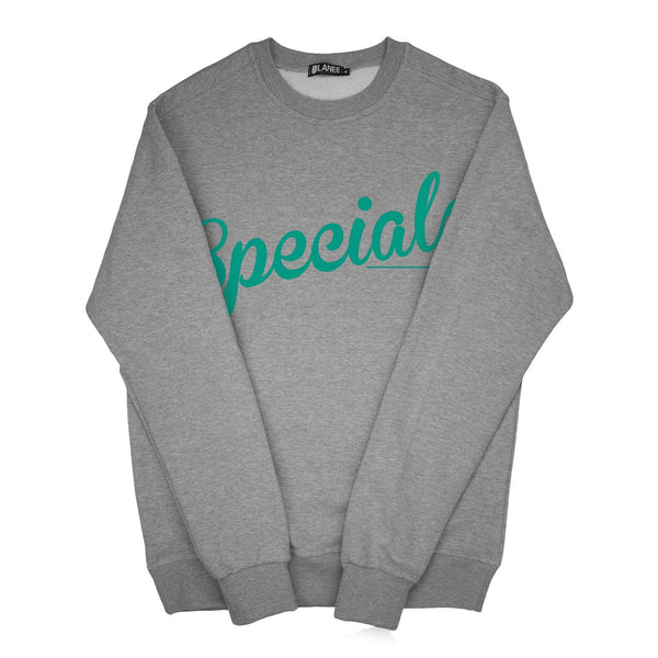 SWEAT - GREY SPECIALS CREWNECK 19