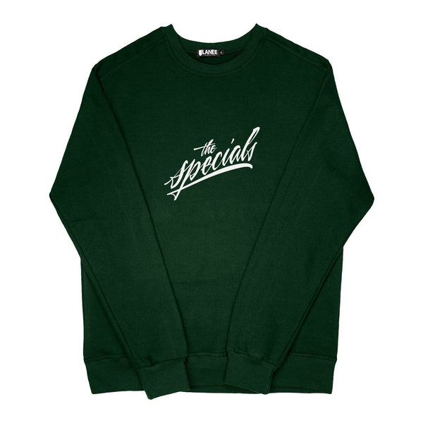 SWEAT - D.GREEN THE SPECIALS CREWNECK 19