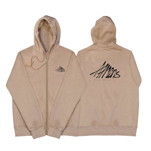 SWEAT - ATHENS BEIGE JACKET