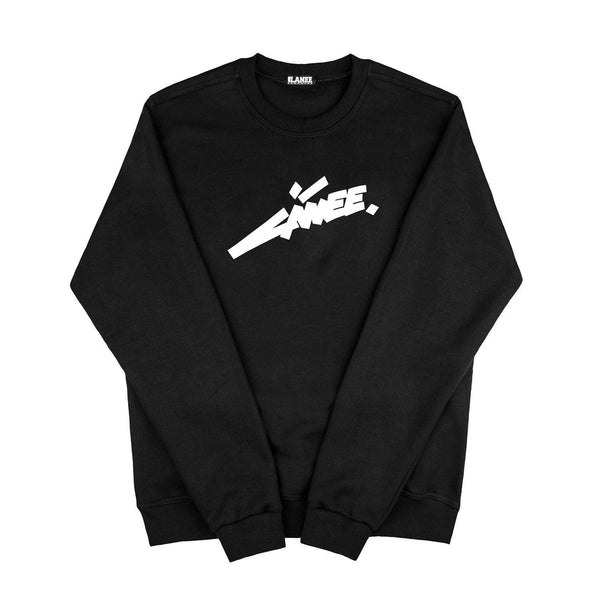 SWEAT - FUTURE BLACK CREWNECK