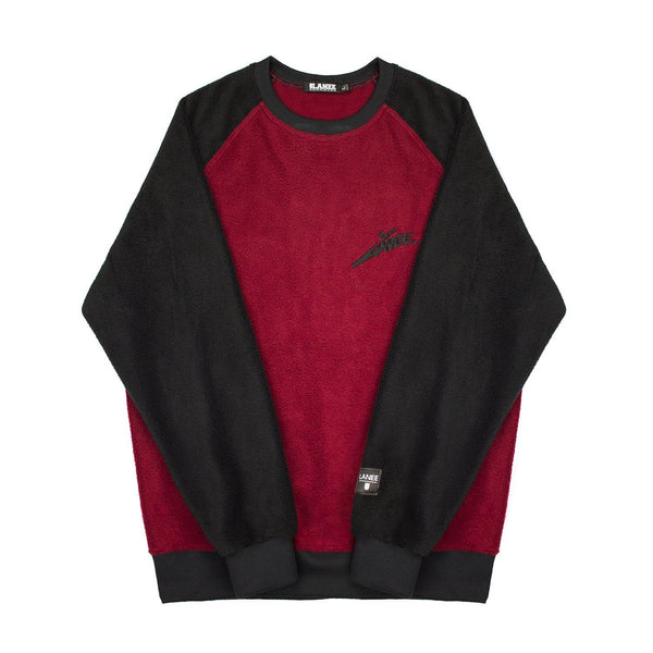 SWEAT - FUTURE MAR-BLK FLEECE