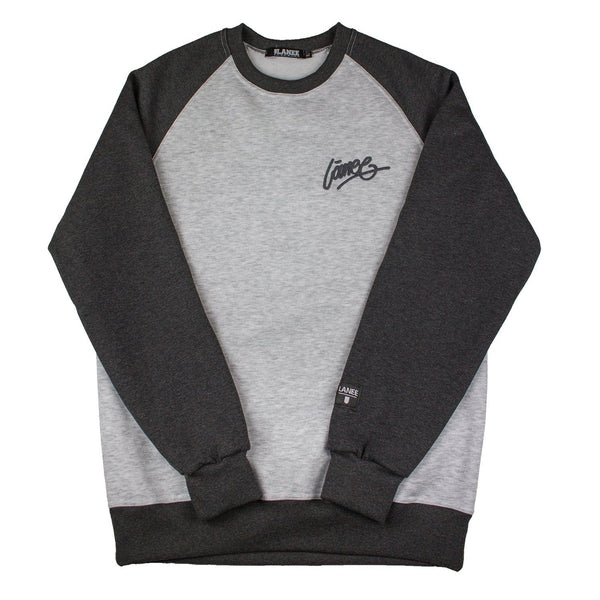 SWEAT - GRAY-D.GRAY LÀNEE CREW